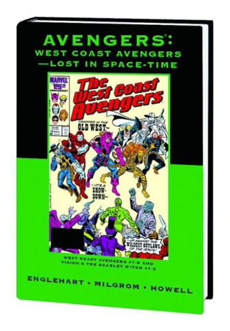 West Coast Avengers: Lost in Space-Time