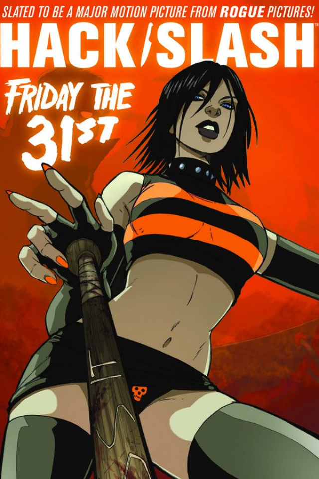 Hack/Slash Vol. 3: Friday the 31st