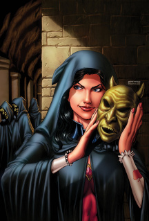 Grimm Fairy Tales #11 (Cover D)