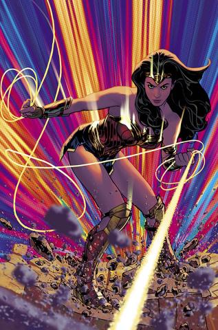 Wonder Woman #768 (Adam Hughes Wonder Woman 1984 Card Stock Cover)
