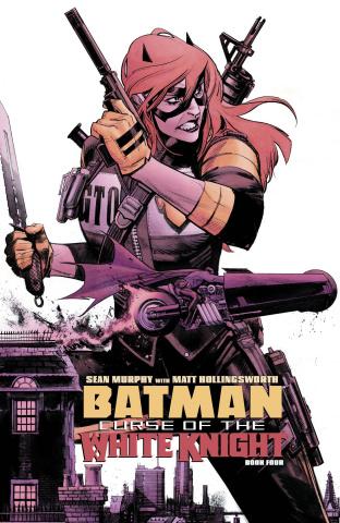 Batman: Curse of the White Knight #4