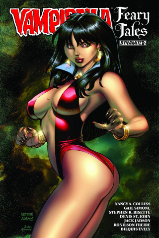 Vampirella: Feary Tales #2 (Adams Cover)