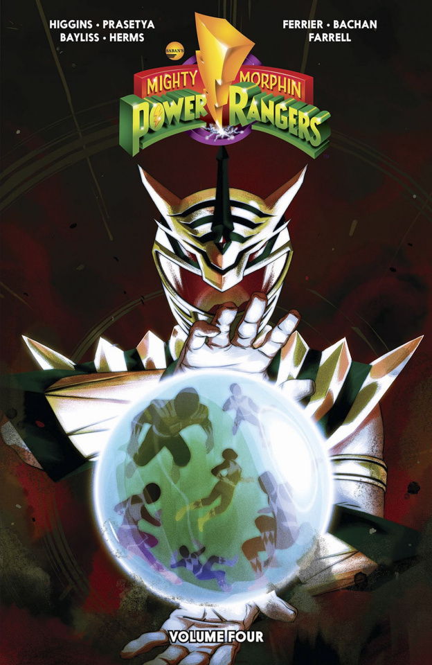 Mighty Morphin' Power Rangers Vol. 4