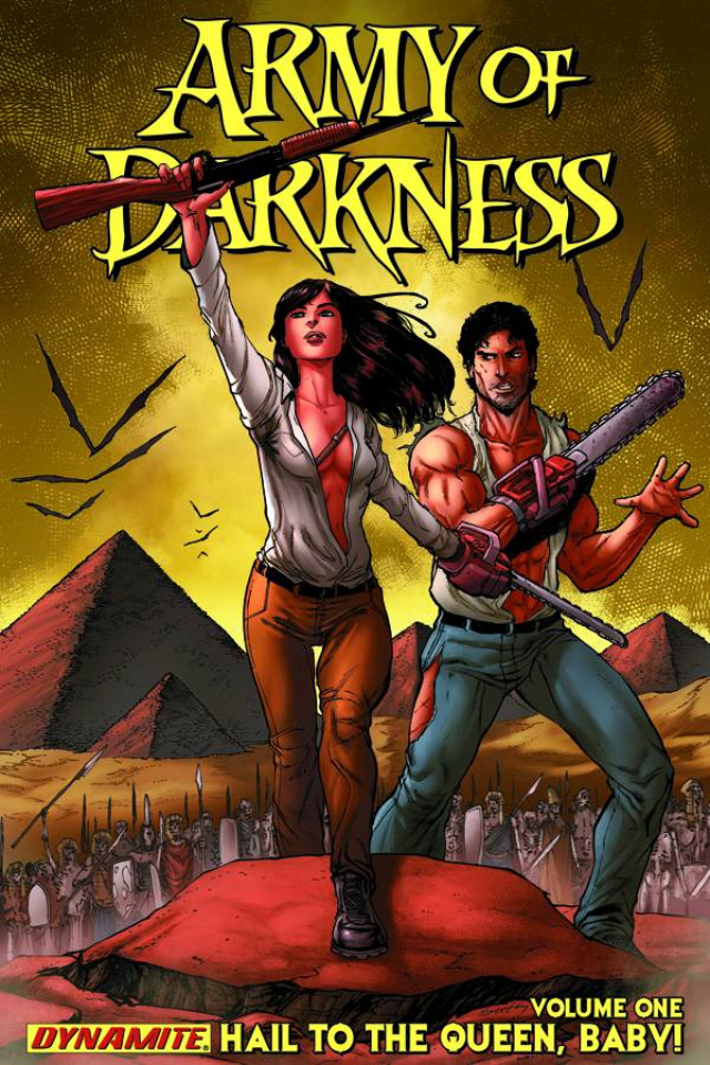 Army of Darkness Vol. 1: Hail to the Queen, Baby!