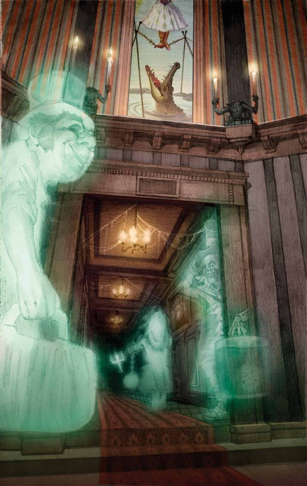 The Haunted Mansion #2