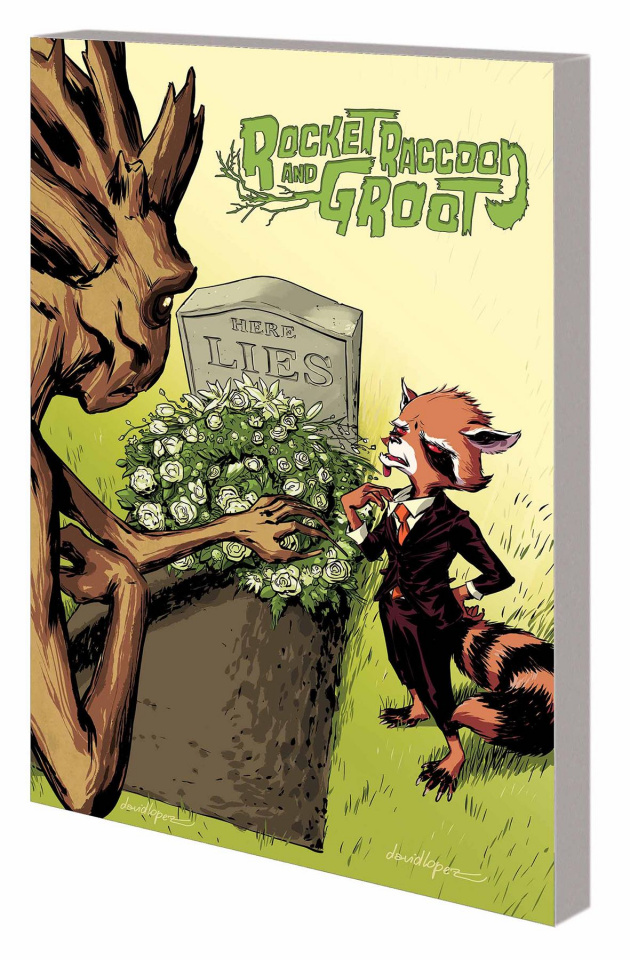 Rocket Raccoon and Groot Vol. 2