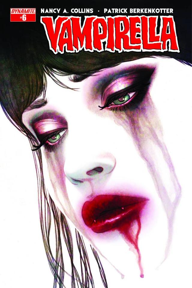 Vampirella #6 (Frison Cover)