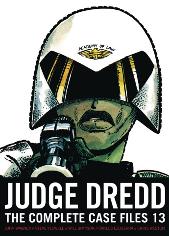 Judge Dredd: The Complete Case Files Vol. 13