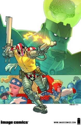 Superpatriot: America's Fighting Force