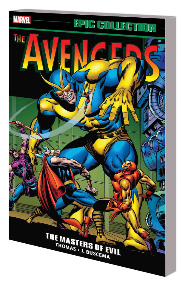 Avengers: The Masters of Evil