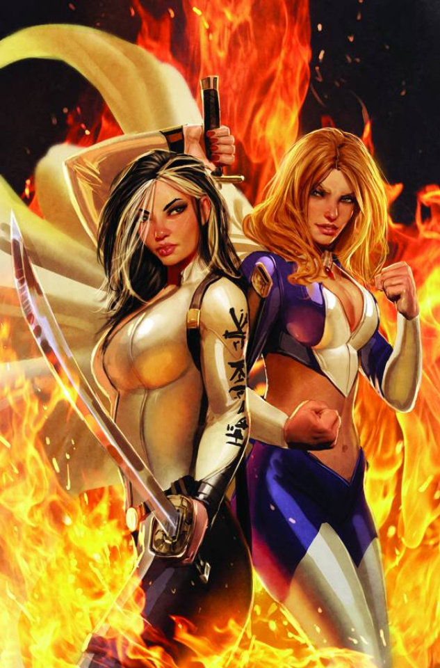 Grimm Fairy Tales: Zombies and Demons