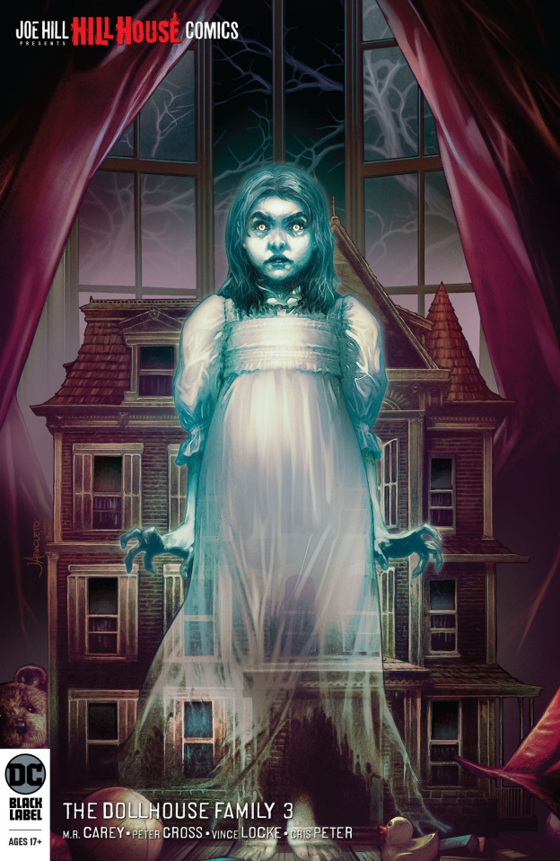 The Dollhouse Family #3 (Variant Cover)