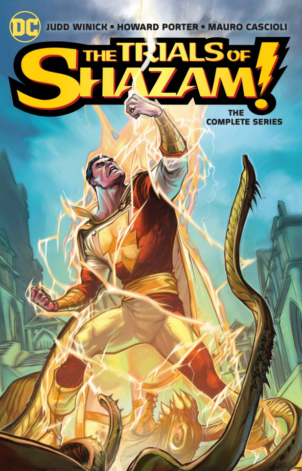 The Trials of Shazam! (The Complete Series)