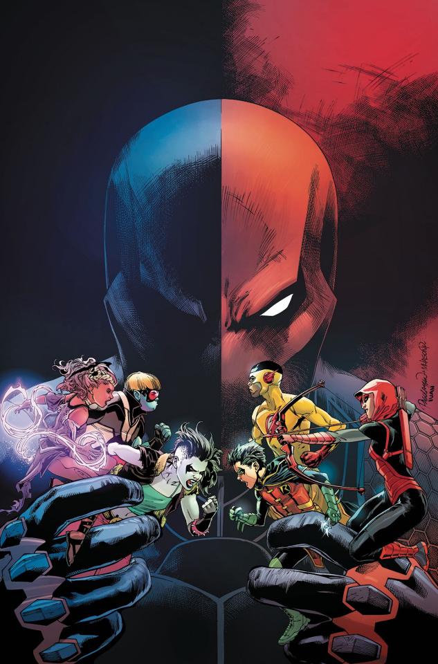 Teen Titans #29: The Terminus Agenda