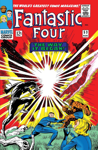 Fantastic Four: Klaw #1 (True Believers)