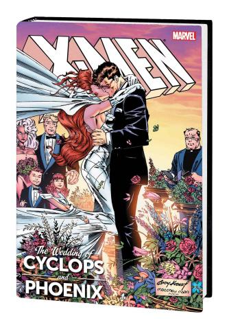 X-Men: The Wedding of Cyclops and Phoenix
