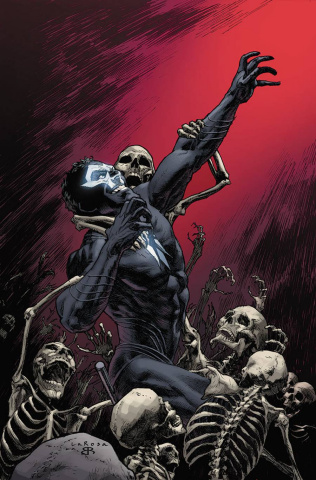 Shadowman: End Times #3 (Larosa Cover)