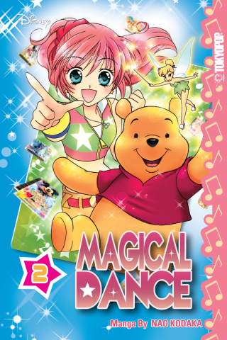 Disney Manga: Magical Dance Vol. 2
