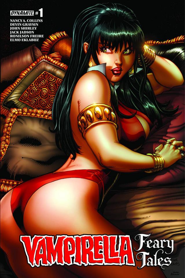 Vampirella: Feary Tales #1 (Adams Virgin Cover)