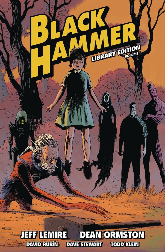 Black Hammer Vol. 1 (Library Edition)