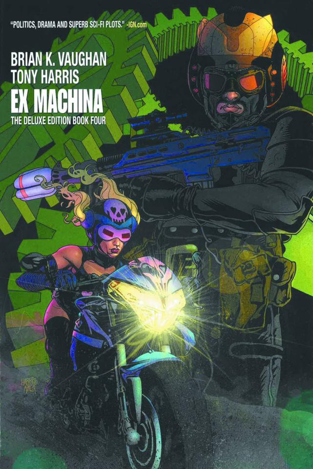 Ex Machina Book 4