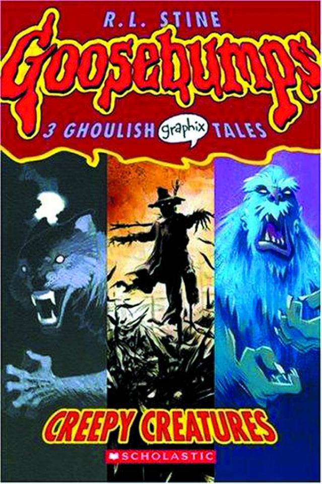 Goosebumps Vol. 1: Creepy Creatures
