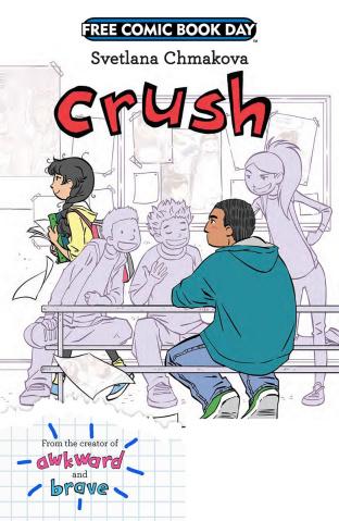 Crush FCBD 2018 Special