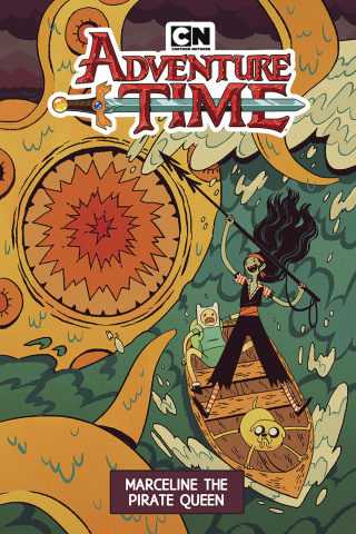 Adventure Time: Marceline, The Pirate Queen