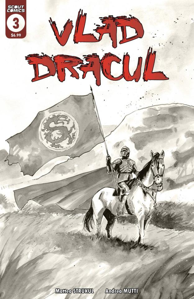 Vlad Dracul #3 (2nd Printing)