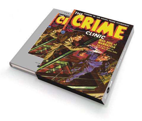 Crime Clinic Vol. 1 (Slipcase Edition)