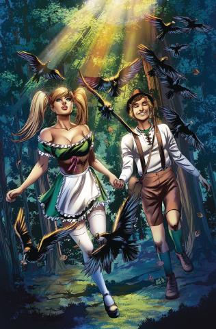 Gretel #5 (Otero Cover)