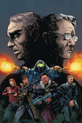 Battlestar Galactica: Twilight Command #1 (20 Copy Tamura Virgin Cover)