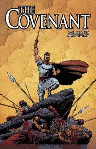The Covenant #4 (Liefeld Cover)