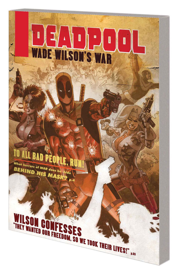 Deadpool Classic Vol. 17