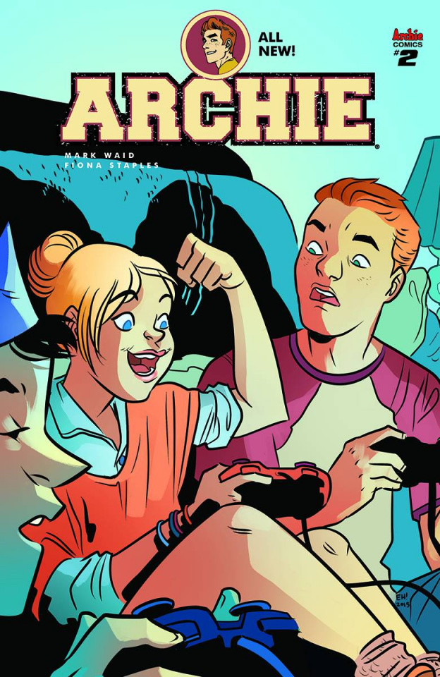Archie #2 (Erica Henderson Cover)