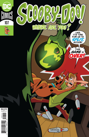 Scooby-Doo! Where Are You? #107
