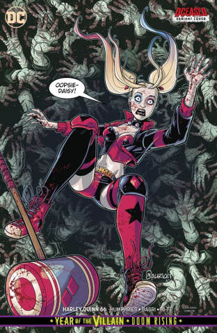 Harley Quinn #66 (Year of the Villain)