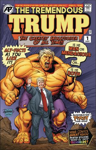 The Tremendous Trump (Retromastered Edition)
