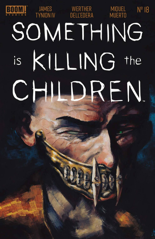 Something Is Killing the Children #18 (Dell Edera Cover)