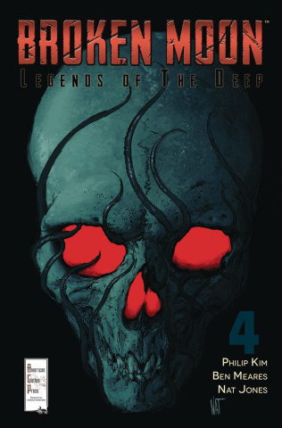 Broken Moon: Legends of the Deep #4