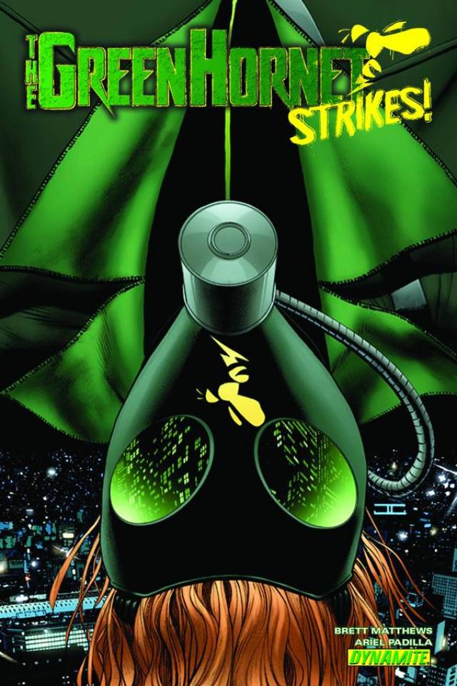 The Green Hornet Strikes Vol. 1