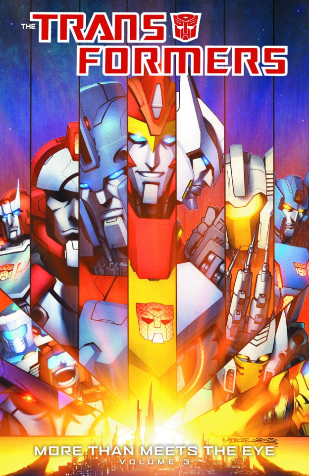 The Transformers: More Than Meets the Eye Vol. 3