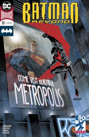 Batman Beyond #19 (Variant Cover)