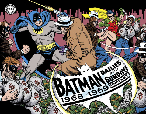 Batman: The Silver Age Newspaper Comics Vol. 2: 1968-1969