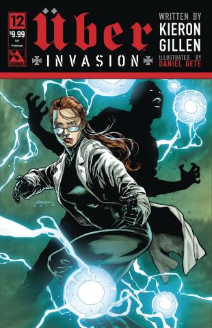 Über: Invasion #12 (VIP Premium Cover)