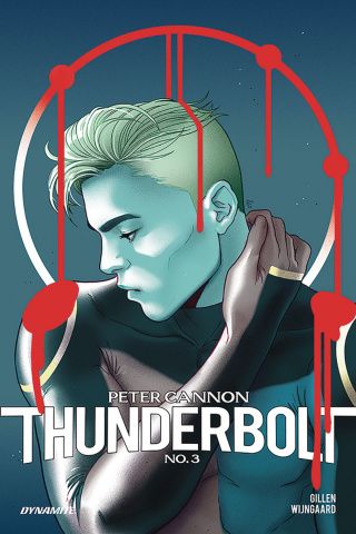 Peter Cannon: Thunderbolt #3 (Ganucheau Cover)
