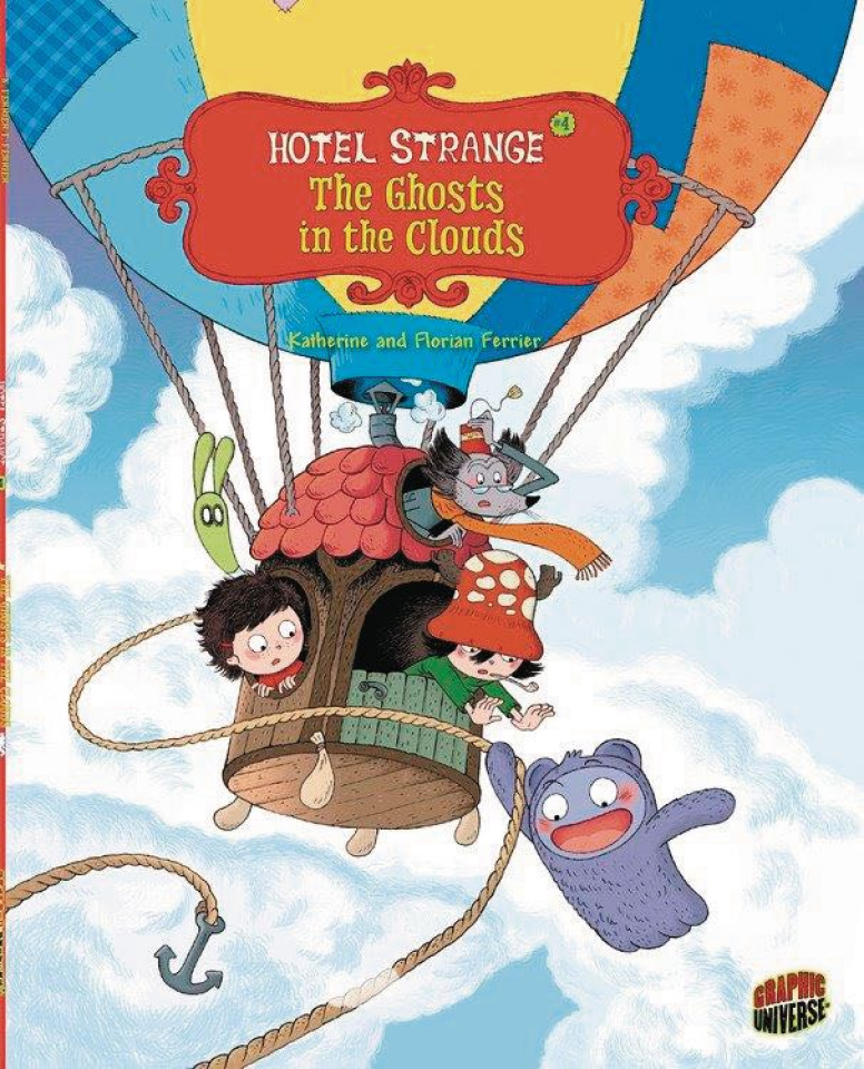 Hotel Strange: The Ghosts in the Clouds