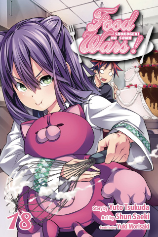 Food Wars! Shokugeki No Soma Vol. 18