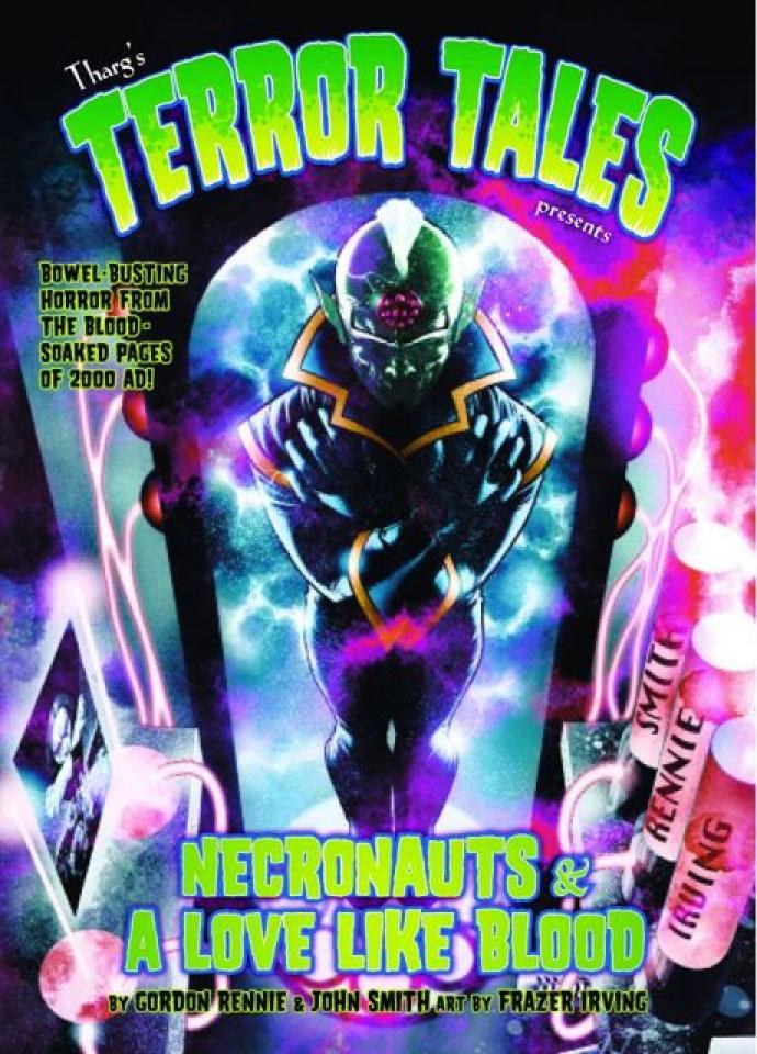 Tharg's Terror Tales Presents: Necronauts & Love