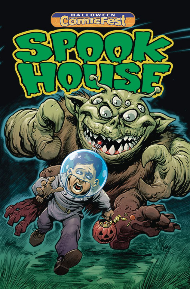 Spook House (Halloween Comic Fest)